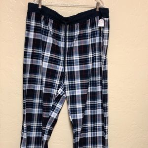 Náutica Plaid Pajama Pants Size 2XL